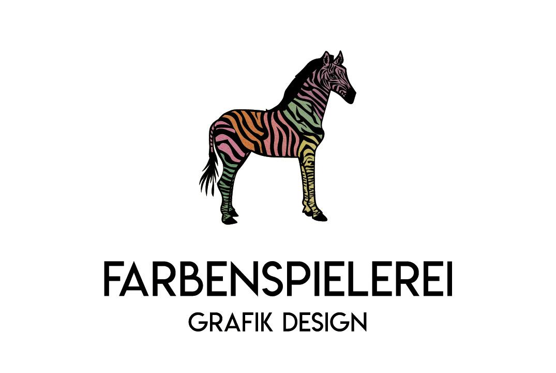 grafik-design logo farbenspielerei